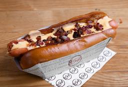 Bacon Cheese Dog