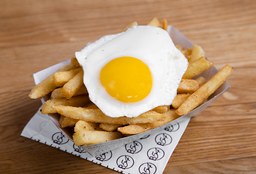 Fries & Egg