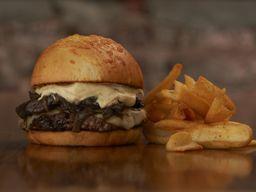 Billie Burger & Guarnición