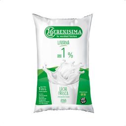 Leche La Serenisima Ultra Descremada 1% Sachet 1 L