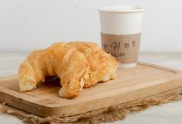 Combo - 3 Medialunas + Café