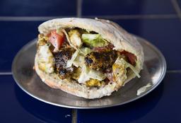 Combo Mediodía: Shawarma + Papas + Bebida