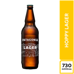 Six Pack Patagonia Hoppy Lager 730 ml