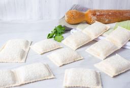 Ravioles Súper de Jamón & Muzzarella