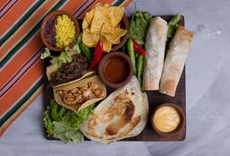 Burritos, Tacos & Quesadillas