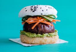 Mauna Loa Poke Burger