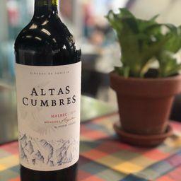 Altas Cumbres Malbec 750 ml