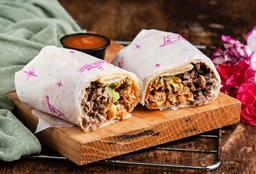 Burrito a la Campechana