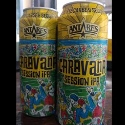 Session Caravana Ipa 500 ml