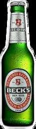 Cerveza Becks