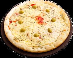 Pizza Mozzarella + Bebida