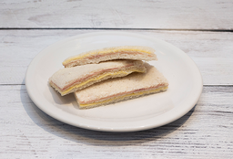 Sándwich de Miga J & Q