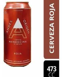 Andes Origen Cerveza Roja