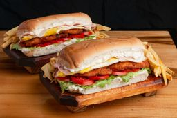 Combo 2 Sándwiches de Mila