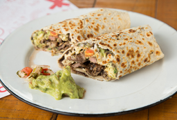 Súper Burrito de Carne