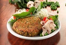Hamburguesa Vegetariana Ultra + Guarnición