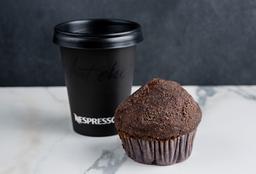 Combo- Muffin + Café Nespresso