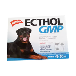 Ecthol Gmp Perros Hasta 60Kg