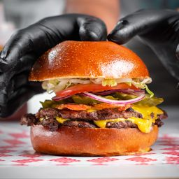 Burger Cebolla Colorada