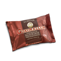 Alfajor Guaymallen Triple Chocolate 38 g