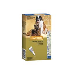 Pipeta Para Perro Advocate Perros 25-40 Kg