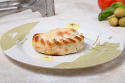 Empanada de Salchicha con BBQ