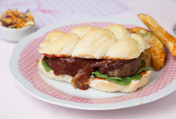 Sándwich Bondiola BBQ