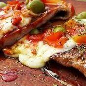 Matambre a la Pizza O Al Roquefort