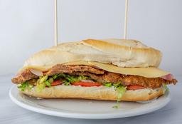 Sándwich de Milanesa de Carne