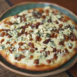 Pizza de Queso Azul & Peras