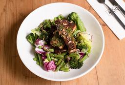 Green Tofu Salad