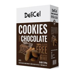 Cookies Delicel Chocolate