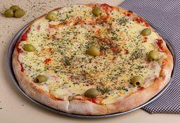 Combo Pizza Mozzarella y Fugazzeta