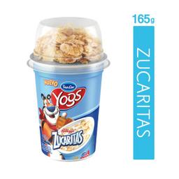 Combo 2U Yogur Entero Con Copos De Maíz Azucarados Yogs