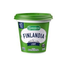 Queso Untable La Serenísima Finlandia Light 300 Gr