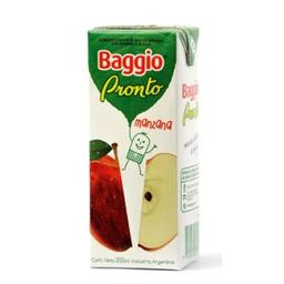 Jugo Baggio Manzana 200 mL