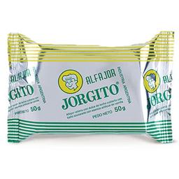 Alfajor Jorgito Blanco 85 g