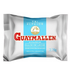 Alfajor Guaymallen Triple Blanco 38 g