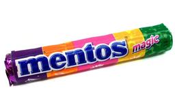 Caramelo Masticable Mentos Magic 29.5 g