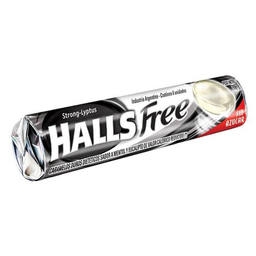 Caramelo Halls Free Strong 20Grs