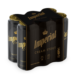 Six Pack Imperial Cream Stout