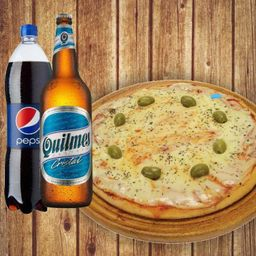 Combo Rappi - Mozza y Bebida