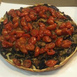 Tarta de Berenjena & Zucchini