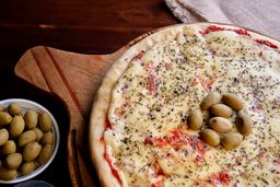 Pizza de Muzzarrella