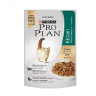 Combo 7U Pro Plan Wet Kitten Chicken X85G