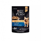 Combo 7U Pro Plan Wet Adulto 7+ Active Mind Chicken X100G