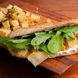 Sándwich Slim de Pollo