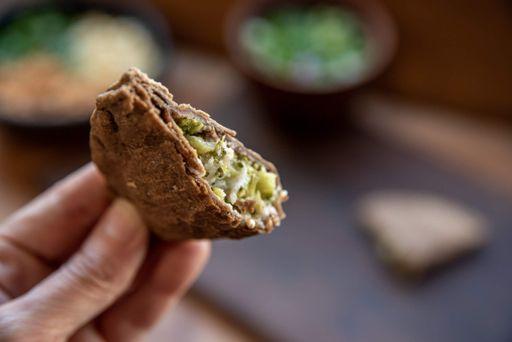 Empanada Integral de Brócoli