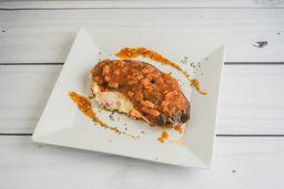 Lasagna de Ricota y Berenjena