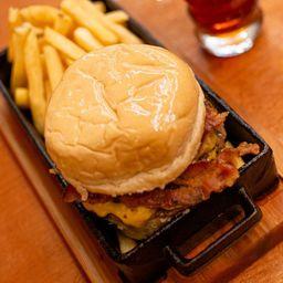 Cheese Burger Bacon